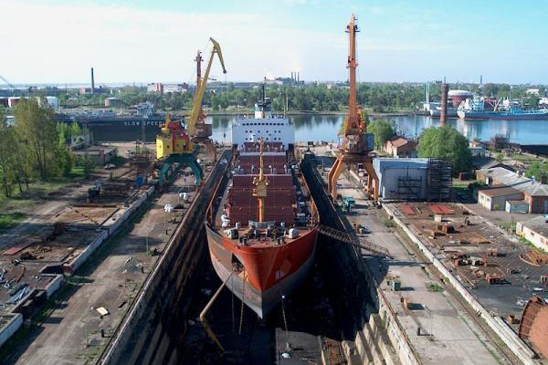 Russian United Shipbuilding Corporation may refuse from US dollar