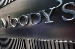 Moody's downgraded the rating of China