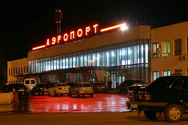 New airport building will be constructed by 2016 in Nizhny Novgorod, Russia