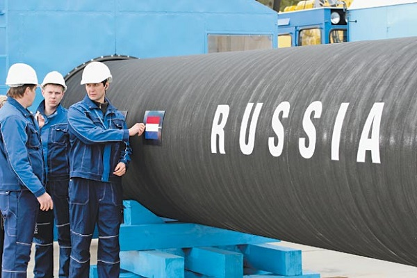 Europe Still Needs Russian Gas