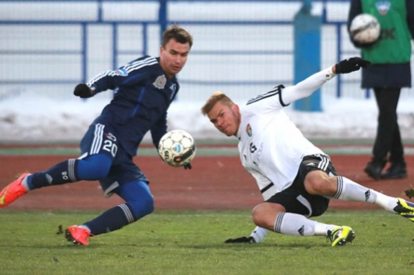 Another Victory for FC Volga in a Match against FC Tosno