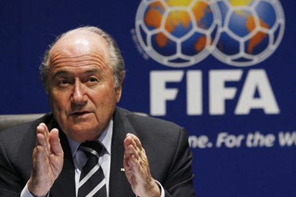 Joseph Blatter: FIFA World Cup 2018 will take place in Russia