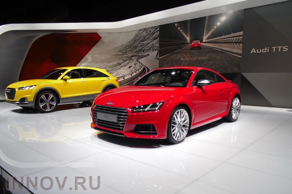 Audi reduces costs for financing an electric vehicle