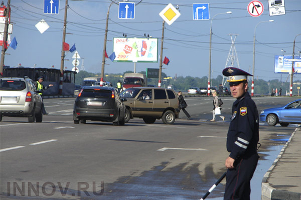 Russian traffic rules will include new standard