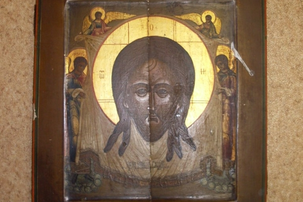 Theft of Icon was disclosed on Hot Pursuit in Nizhny Novgorod Region, Russia