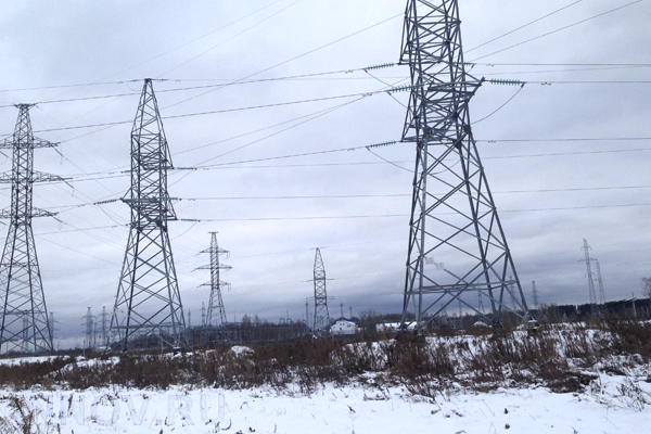 Ukraine will import electricity from the Russian Federation