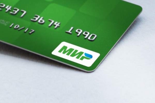 "Installation for the card system ""Mir"" will cost hundreds of millions of dollars"