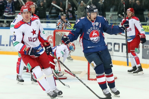 Torpedo lost in Away Match against CSKA