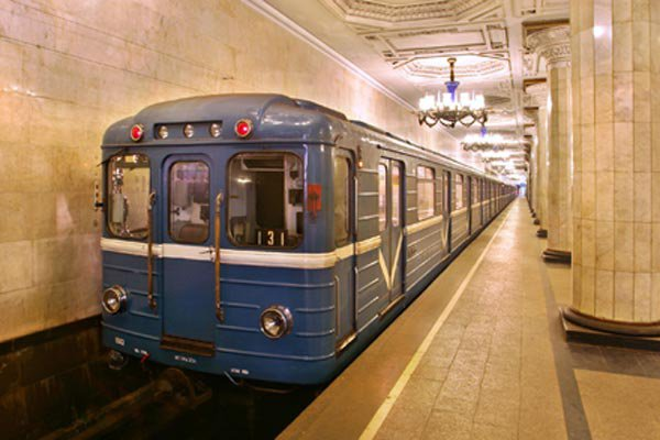 Overhaul of subway wagons will be held in 2014, Nizhny Novgorod, Russia