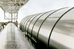 The export of Russian gas grew by 12%