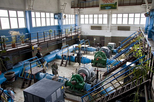 Nizhniy Novgorod Water Utility modernization program is 18% completed