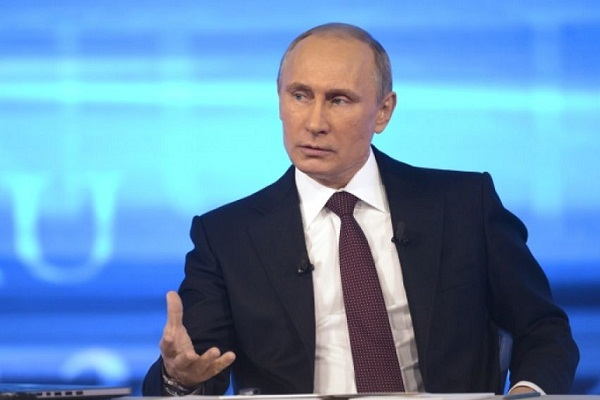 Putin Forecasts Recovery of Russian Economy in 2 Years