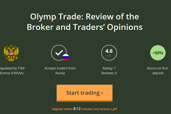 Features of Binary Options