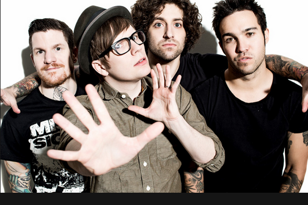 Fall Out Boy Group is preparing a new music album