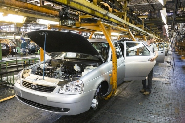 Renault losses from AvtoVaz have increased by 5.5 times