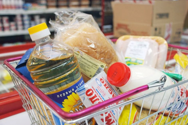 Imported Product Prices increased by 45% in Russia