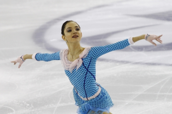 Russian Figure Skating Championship starts in Sochi