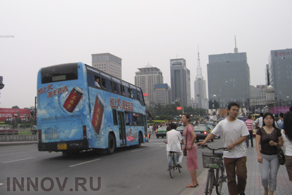 China counts on NGV in cleaning up the air