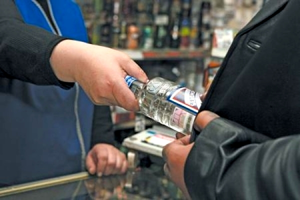 Kiosks with alcohol are closing down in Nizhniy Novgorod