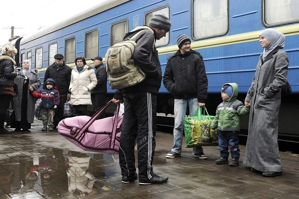 The Majority of Ukrainian Refugees wants to stay in Nizhny Novgorod for Good