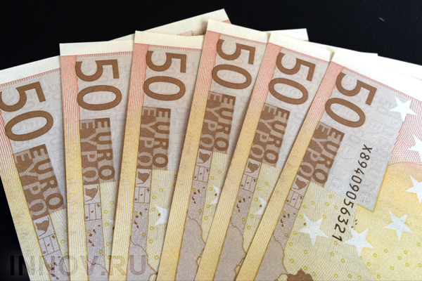 The central bank set the exchange rates on December 15, 2015