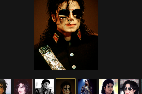 Michael Jackson has once again topped the list of the richest dead celebrities