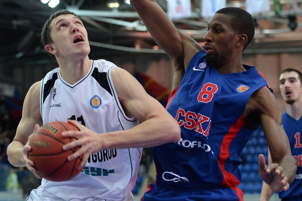 BC Nizhny Novgorod lost its First Game in VTB United League