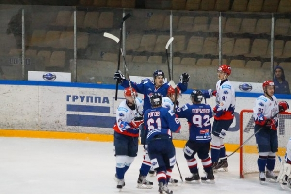 Chaika Nizhny Novgorod beat White Bears in Return Match