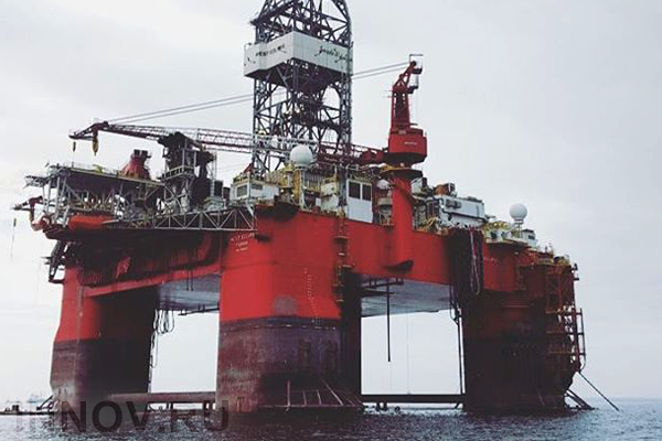 400 North Sea platform workers stopped work for 24 hours
