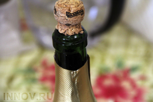 French champagne became the most sold in the world in 2017