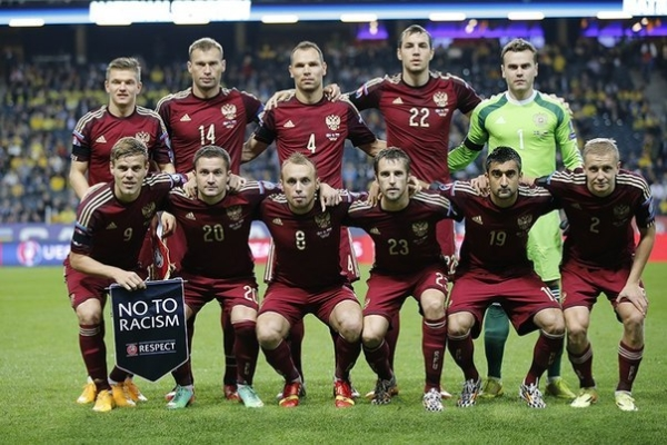 Russian Football Team Takes Higher Positions in FIFA Rating