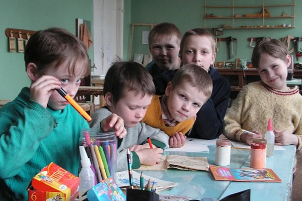 Citizens of Nizhny Novgorod adopted 2 500 Orphans over the last 8 Years