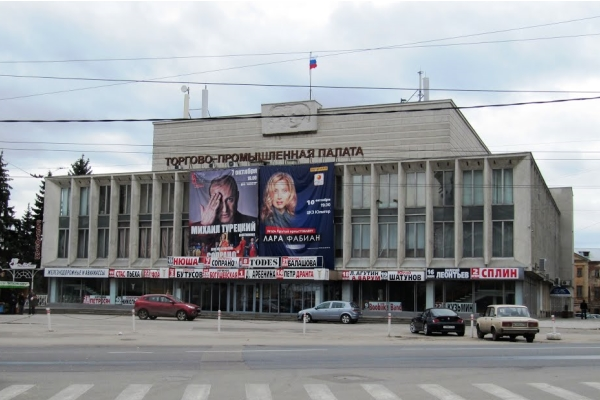 "Russia: ""Jupiter"" Concert Hall in Nizhny Novgorod will be restored"