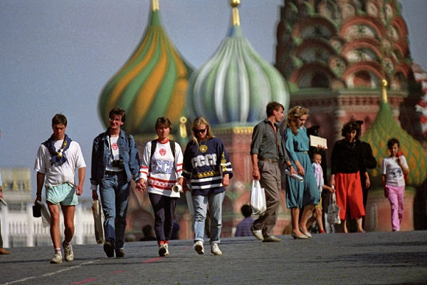 Visiting Russia for Foreigners will be more Beneficiary then Stay at Home