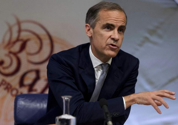 """Project Fear"" Mark Carney admits that Brexit is not as awkward"