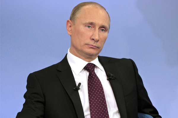 "Putin: ""They speculate on the problems"""