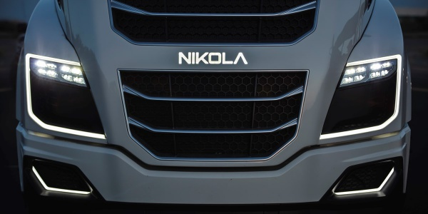 Nikola shares are under pressure as the owner gives up