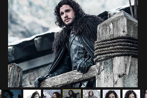 "A spin-off of ""Game of thrones"" John Snow will not be removed"