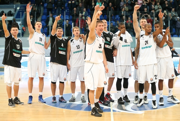 BC Nizhny Novgorod won in a Match against UNICS