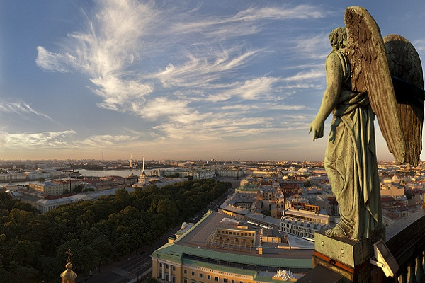 St. Petersburg Entered Top 20 Most Popular Tourist Directions Worldwide